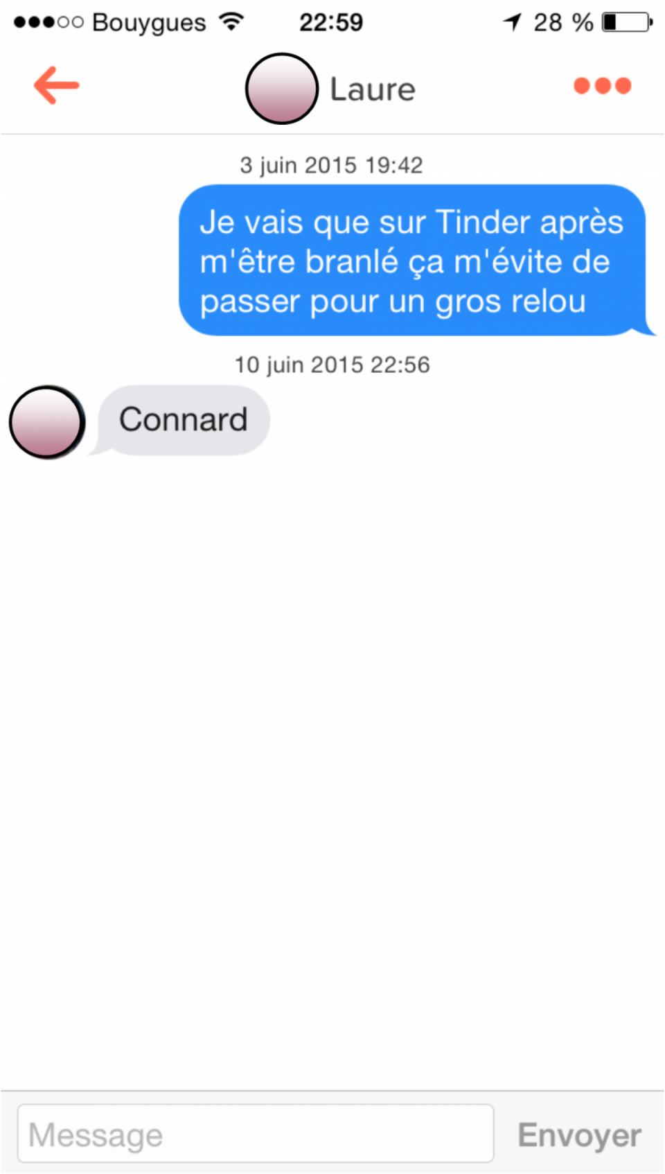 Message accroche site de rencontre