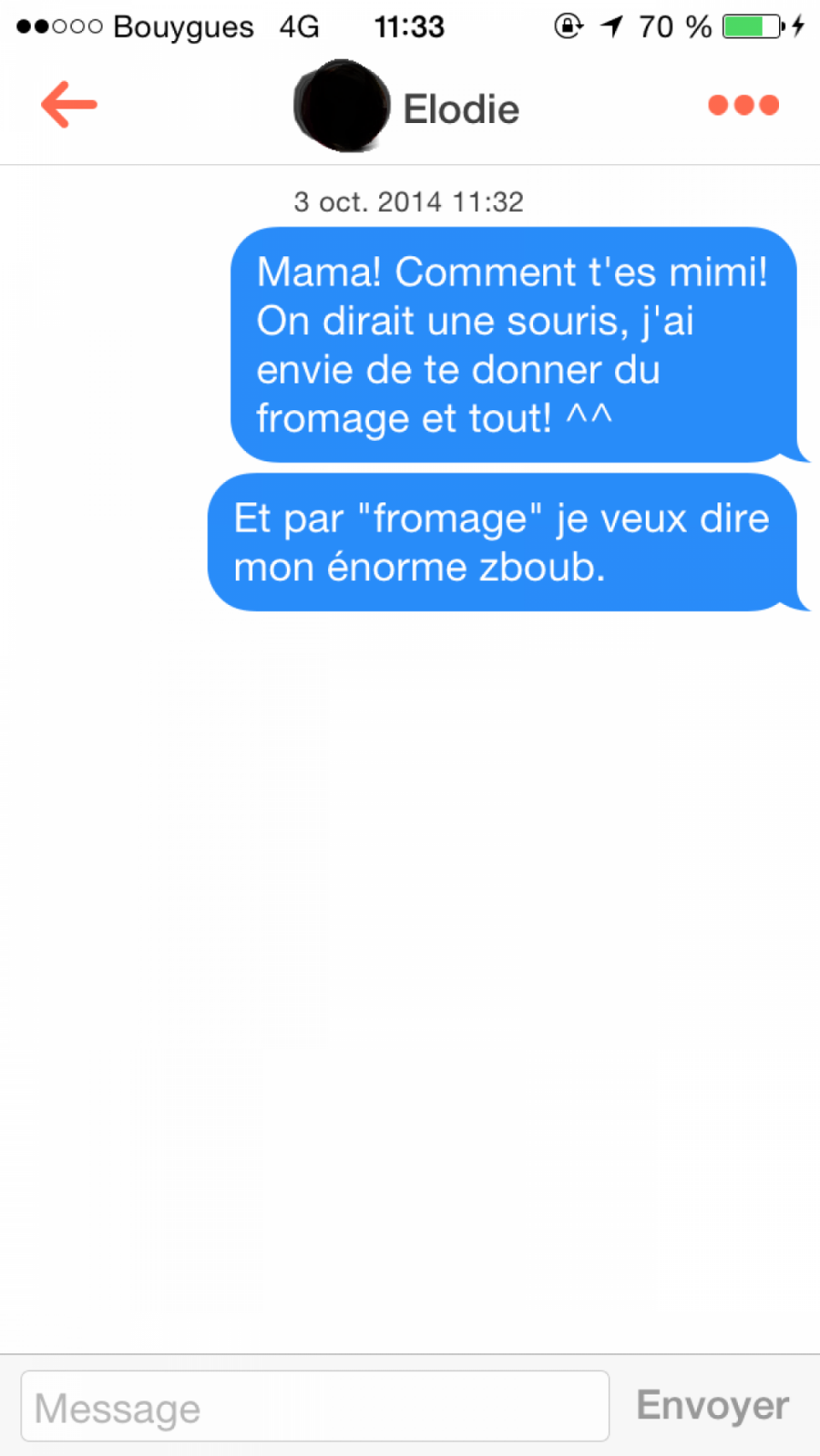 Sites de rencontre tinder